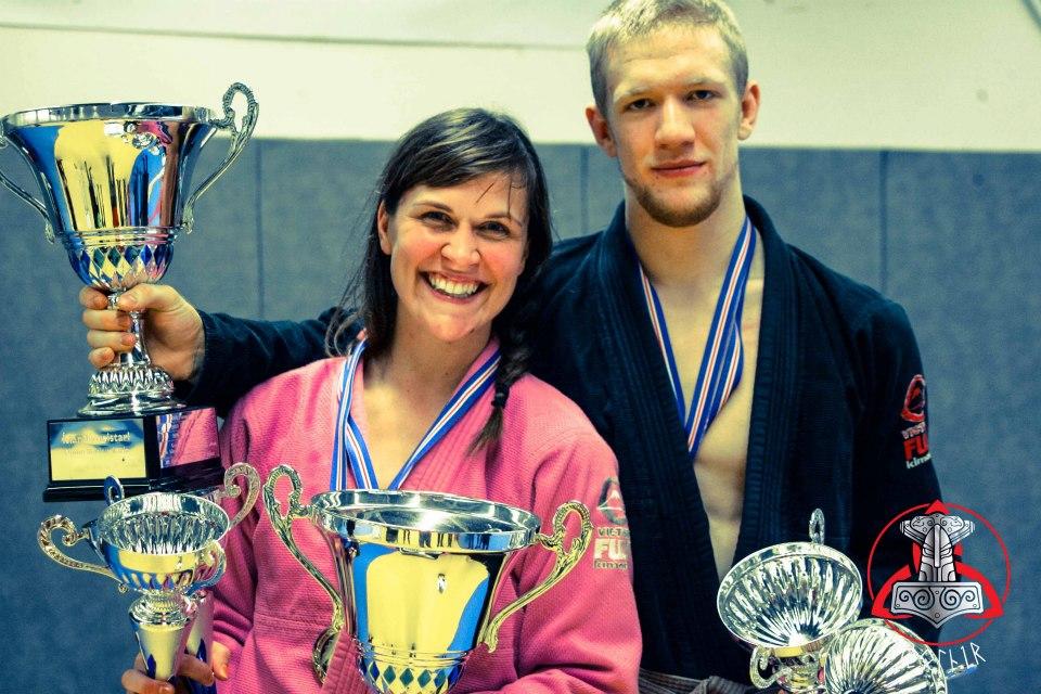 Sigrún Helga Lund og Sighvatur Magnús Helgason